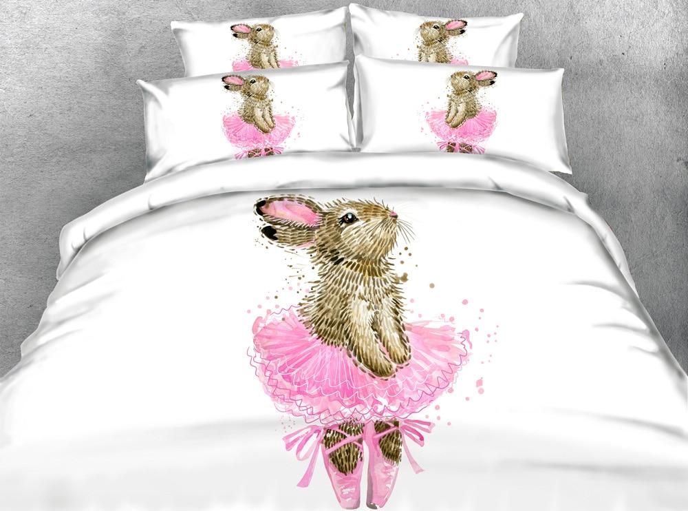Bunny Bedding Twin