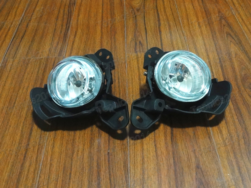 ФОТО 2Pcs Front Fog Light Driving Lamps Bumper Lamps Replacement New Pair For Mazda CX-5 2013-2015