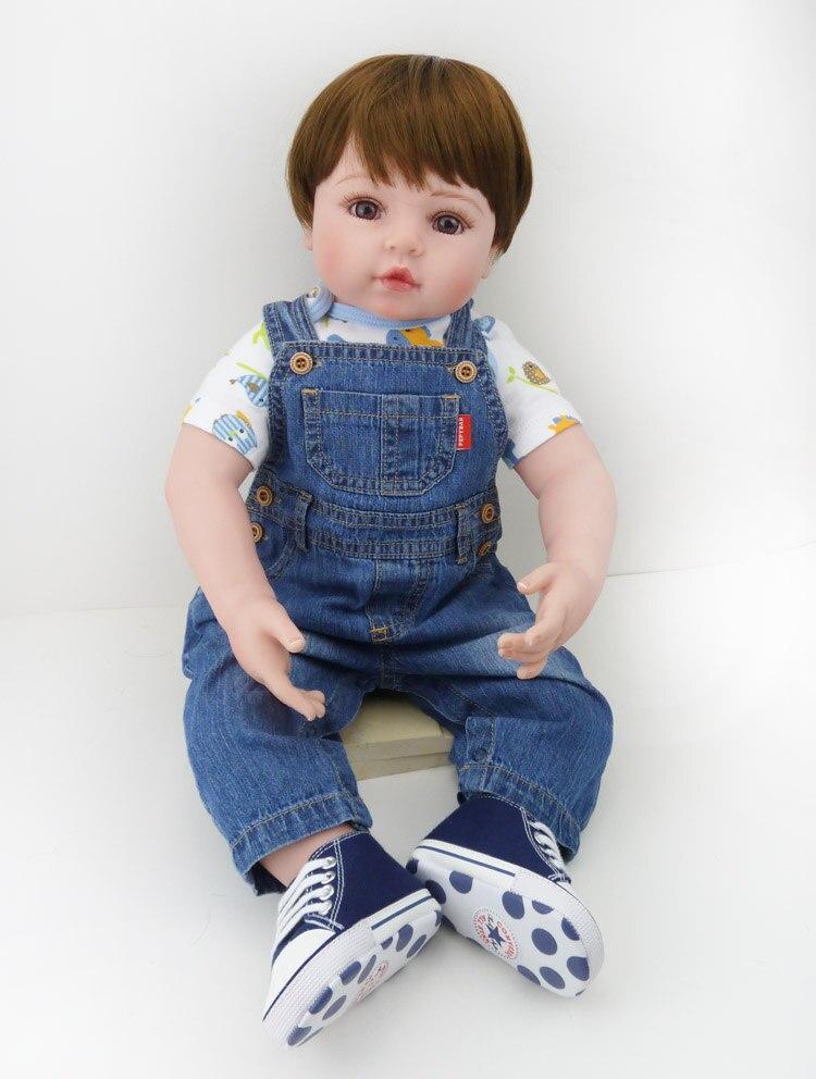 55cm Hot Sale Cheap Dollar Victoria Adora Lifelike Newborn