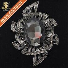 Новинка, cnjackstraw, модные женские Стразы, брошь с королевским кристаллом, свадебные, элегантные, вечерние, Подарочные ювелирные изделия