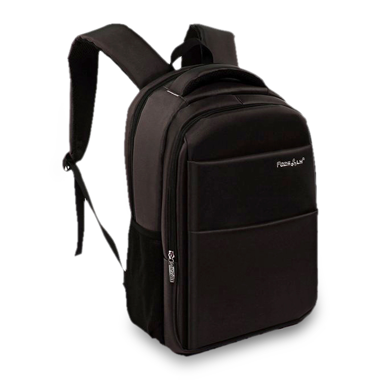 Waterproof Laptop Backpacks Men For Computer School Travel Bags Boy Travel Waterproof Anti-Theft Notebook Black