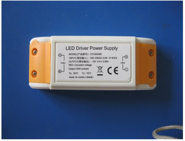 1 piece LED Power Supply 12V 2A 25W LED Driver Power Adapter Switching AC 85-264 V Lighting Transformers цена
