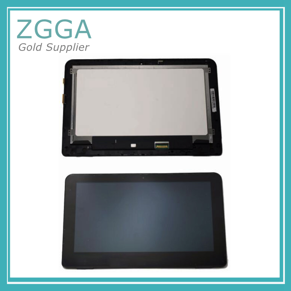 11.6 INCH LED Display LCD Screen Touch Glass Panel Digitizer Assembly 30pin For HP Pavilion X360 11K 11-k series new 13 3 touch glass digitizer panel lcd screen display assembly with bezel for asus q304 q304uj q304ua series q304ua bhi5t11