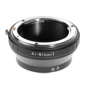 Image 1 - Anillo adaptador de lente de enfoque infinito para Nikon F AI S montaje a Nikon 1 V1 V2 V3 J2 J3 J4 J5 Cámara