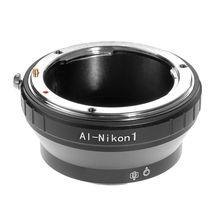 Infinity Focus Lens Adapter Ring for Nikon F AI S Mount to Nikon 1 V1 V2 V3 J2 J3 J4 J5 Camera