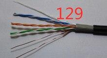 ABDO 2018 kabel высокое Скорость 1000 м RJ45 CAT6 Ethernet sieci płaskie przewód сетевой кабель UTP патч-маршрутизатор kable 129