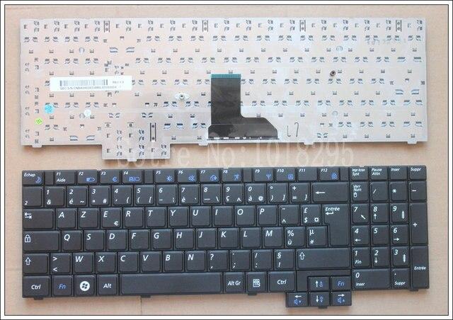 Novo teclado fr para samsung r620 np-r620 r525 np-r525 r517 r523 r528 r530 r540 rv508 francês teclado do laptop preto