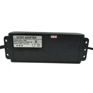 Image 2 - AC/DC Adjustable Power Adapter Supply 3V 12V 4A 5A Speed Control Volt Display 12v 5a LED driver 3.3v 4v5v8.4v5a dimmabledriver