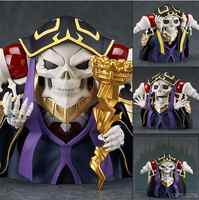 10 cm Overlord Ainz OOal Abito Nendoroid 631 # Bambola Del Fumetto Anime Action Figure giocattoli IN PVC Collection figure per amico regalo