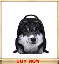 wolf kid bag