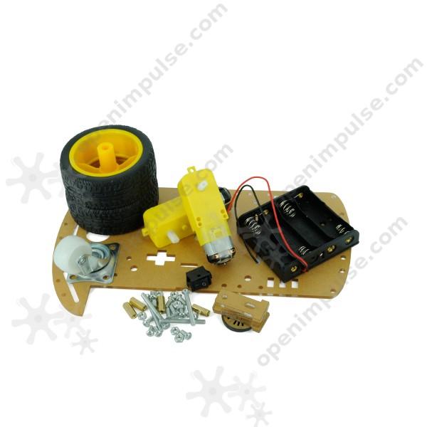 Robot Kit (2 Motors)