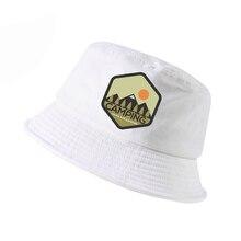 harajuku pop outdoor hiking and camping cap bucket hat Men women fishing sun panama fisherman hats bob chapeau
