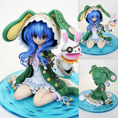 Free Shipping 6 Anime Date A Live II Yoshino Hermit Itakushinaide ver. 1/7 Scale Boxed 16cm PVC Action Figure Collection Model dating war date a live yoshino hermit pvc action figure model toy retail