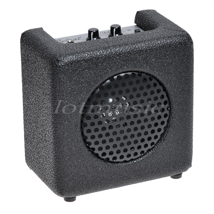 Belcat Guitar Amplifier Speaker Mini AMP for Electric Bass Guitar Parts Accessories CM-4 Genuine free shipping joyo ja 03 metal sound mini guitar amp pocket amplifier micro headphone speaker instruments guitarra 3w amp