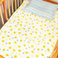 3 Sizes Diaper Mats For Baby Care New Cotton Infant Travel Home Waterproof Urine Mat Cover Burp Changing Pad Drop Shipping