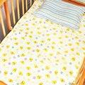 3 tamanhos fralda Mats para cuidados com o bebê New Cotton infantil Travel Home capa Burp alterar Pad urina Mat à prova d ' água Drop Shipping