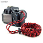 New Arrival Digital Camera Wrist Hand Strap Grip Paracord Braided Wristband for Nikon Canon Sony Pentax SLR DSLR