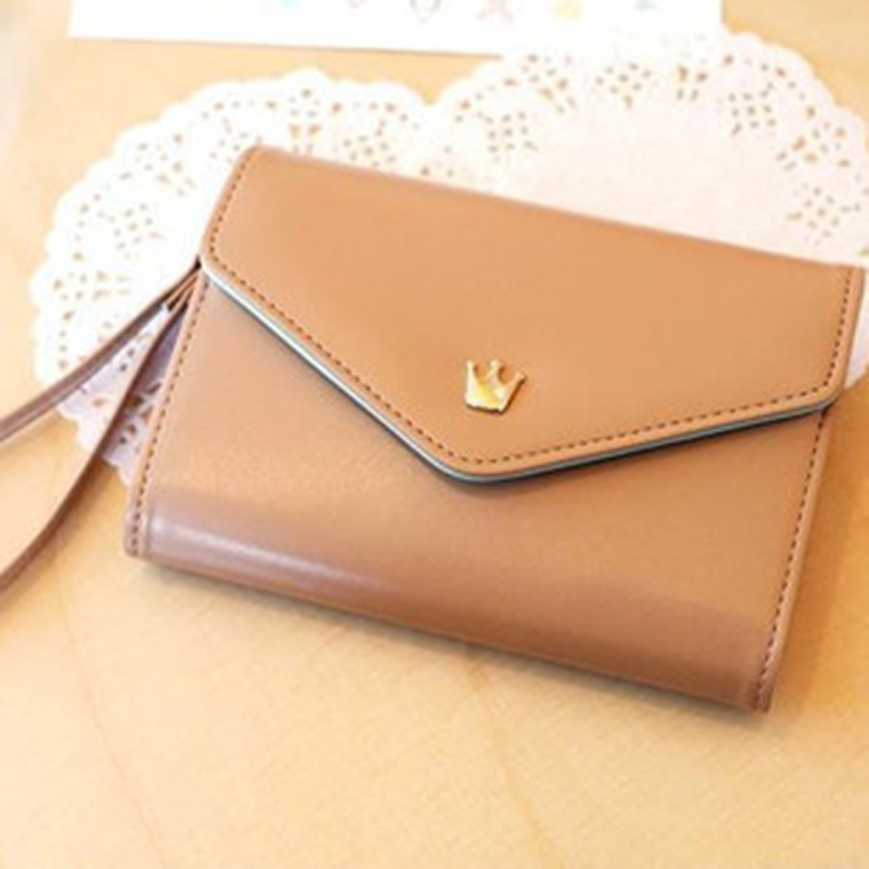 de couro para mulheres embreagem Composição : PU Leather