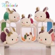 20cm Adorable Rabbit Plush Toy Kawaii Stuffed Animal Bunny Small Promotion Gift