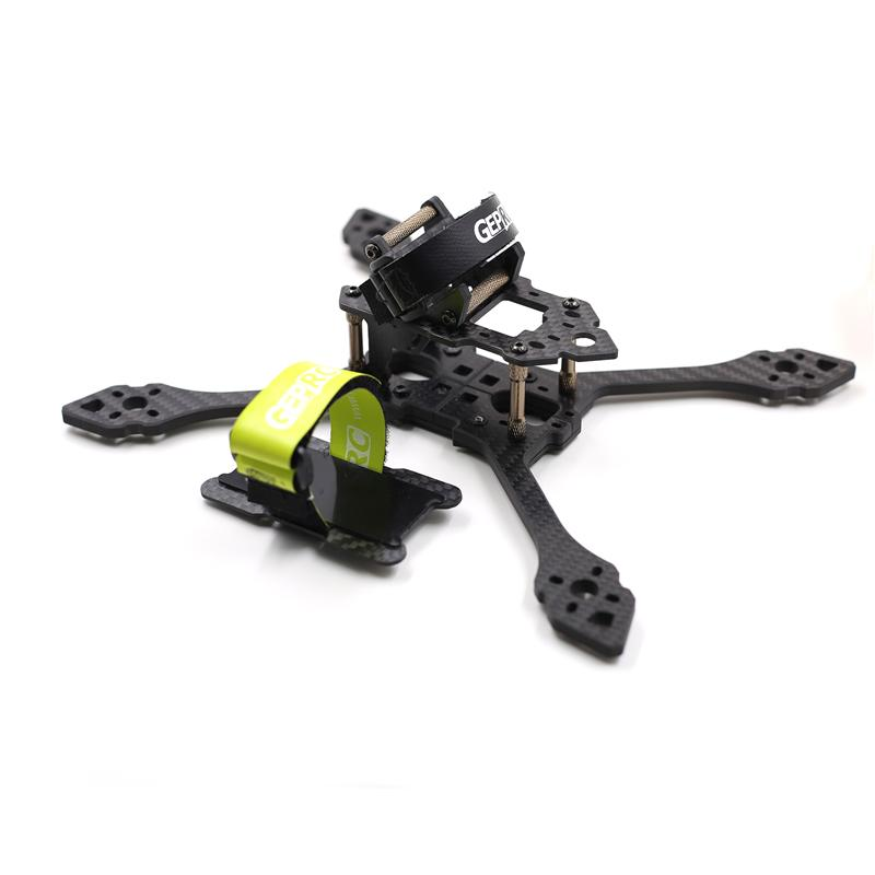 GEPRC GEP TSX5 Viper 220mm FPV RC Racing Frame Stretch X 5mm Arm Carbon Fiber Supports Runcam Swift Action FPV Camera Drone