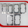 Molde alinhamento de precisão de alumínio do metal para o oppo r7007 refurbish quebrado deformação tela de vidro altamente quadro fixador de moldes