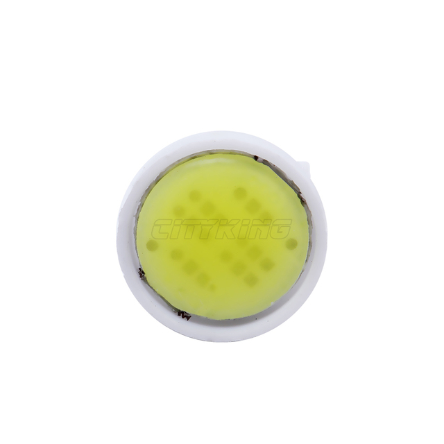 1000Pcs/Lot T10 COB 6led 2W High Power w5w LED Car Door Lamps Indicator Light Reading Light License Plate Light  Free Shipping