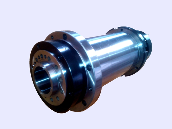 cnc spindle for lathe machine a2 4 dia 150mm belt drive turning machine tool high power