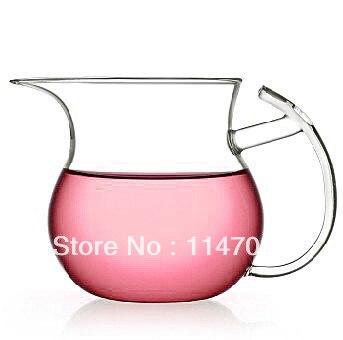 1PC nový přírůstek vysokoteplotní tepelně odolný skleněný čajový šálek 200 ml G0069