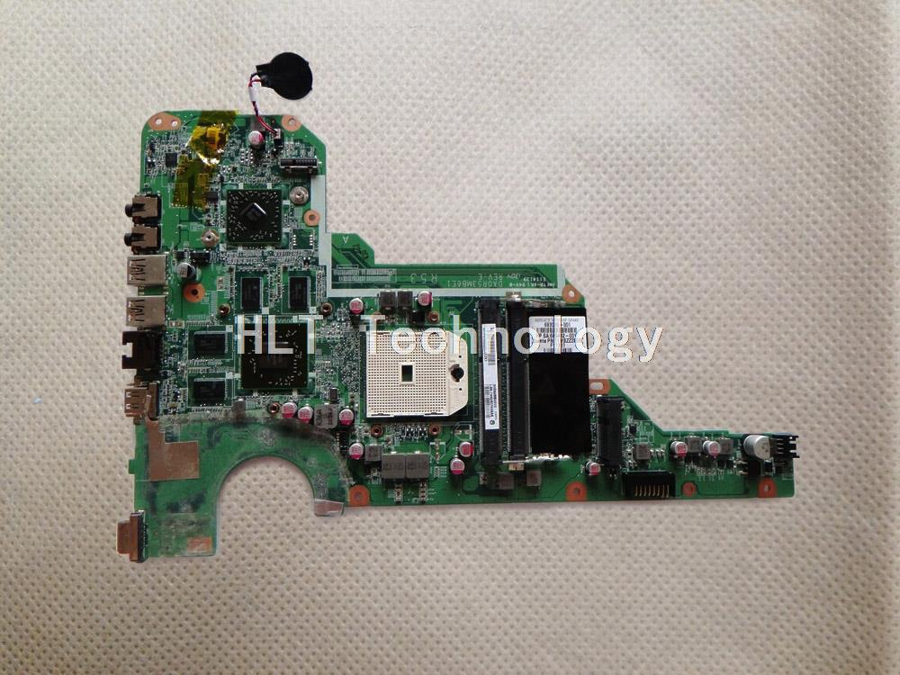 SHELI Laptop Motherboard for HP G4 G6 G7 G4-2000 G6-2000 683030-001 683030-501 DA0R53MB6E0 A70M chipset HD7670/1G 100% tested 744009 501 744009 001 for hp probook 640 g1 650 g1 motherboard socket 947 hm87 ddr3l tested working