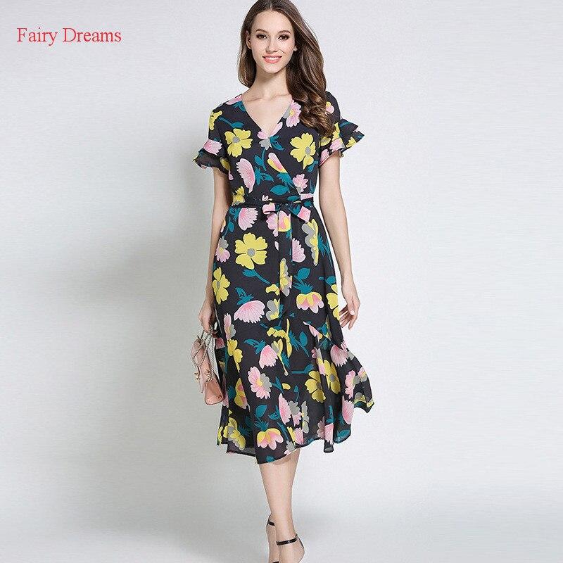 Летние платья с цветочным принтом рекомендации