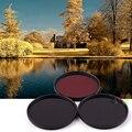 72mm 650nm+760nm+1000nm Infrared IR Optical Grade Filter for Canon Nikon Fuji Pentax Sony Camera Lenses