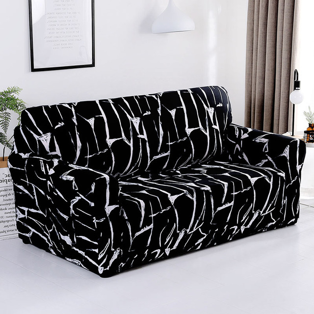 Modern Elastic Stretch Sofa Covers For Living Room Sofa Couch