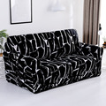 Modern Elastic Stretch Sofa Covers for Living Room Sofa Couch Slipcovers 1/2/3/4 Seater Sectional Sofa Covers housse de canap