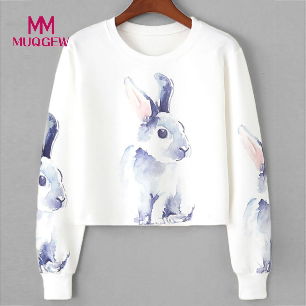 Buy Girls Crop Jumper And Get Free Shipping On Mooi Printing Premium Sweater Top