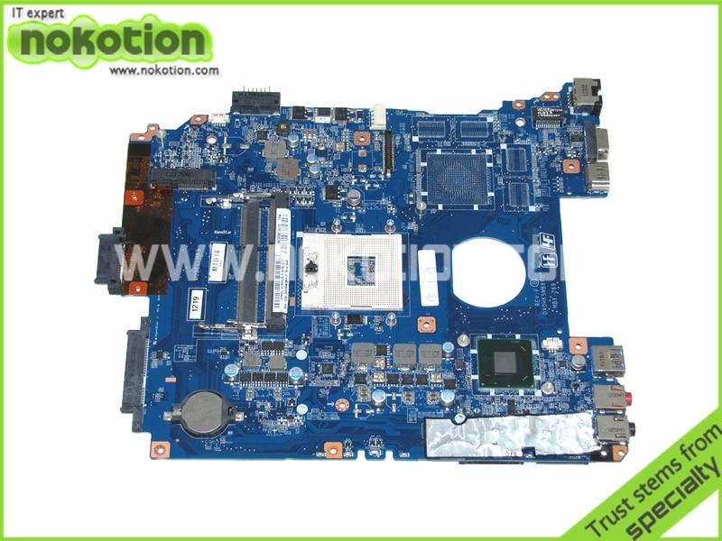 A1876097A MBX-269 DA0HK5MB6F0 REV:F laptop motherboard for Sony Vaio SVE15 SVE1511RFXB HM76 GMA HD4000 DDR3