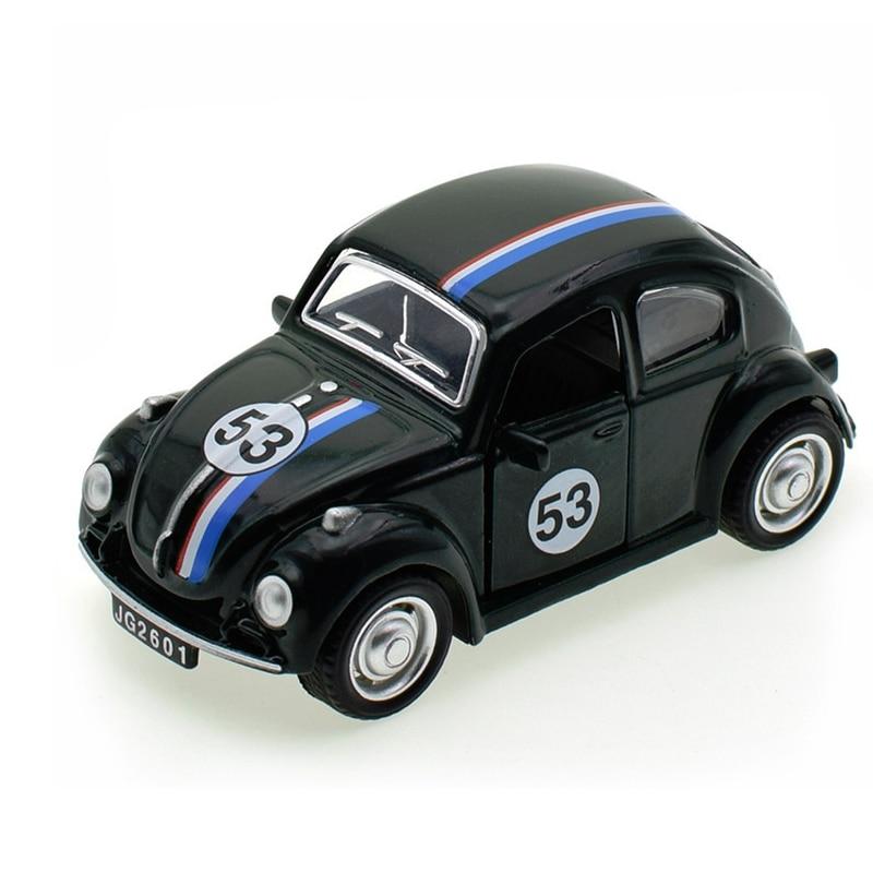 Herbie Volkswagen Beetle 53 Model Toy Car 5