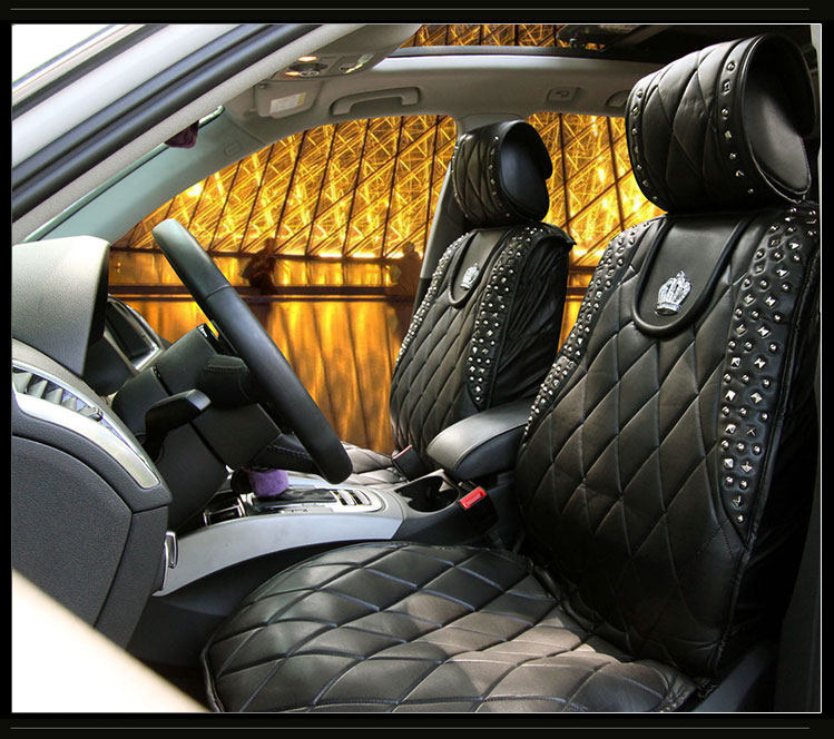 popular crown car seat covers buy cheap crown car seat covers lots from china crown car seat. Black Bedroom Furniture Sets. Home Design Ideas
