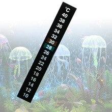 1 шт. цифровой термометр для аквариума с термометром и двойной шкалой