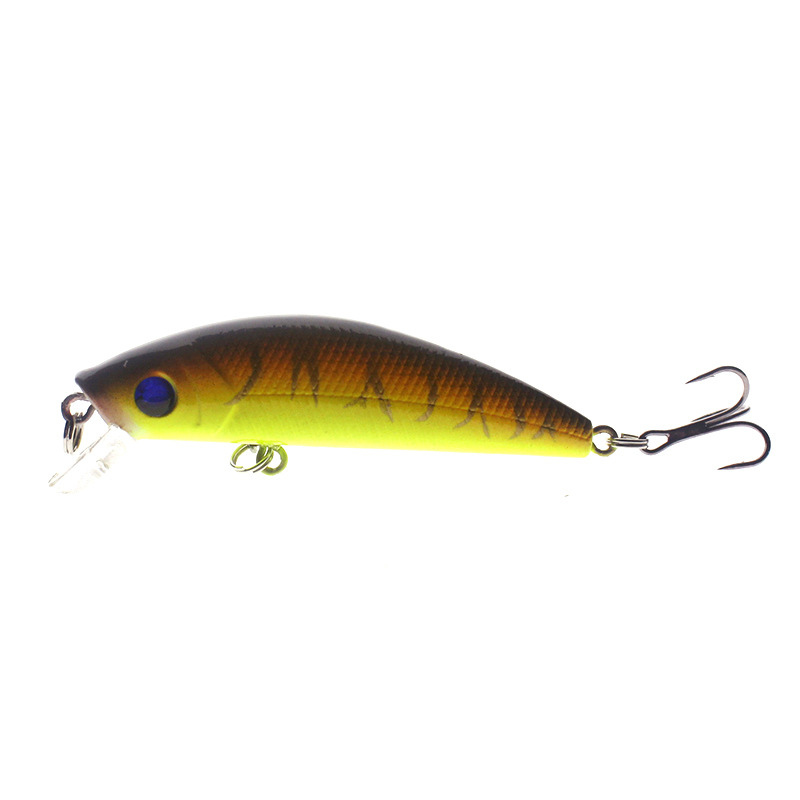 1PCS 7cm 7.5g Minnow Fishing Lure Wobblers Crankbait artificiais para pesca Japan Hard Bait Swimbait fishing tackle wldslure 1pc 54g minnow sea fishing crankbait bass hard bait tuna lures wobbler trolling lure treble hook