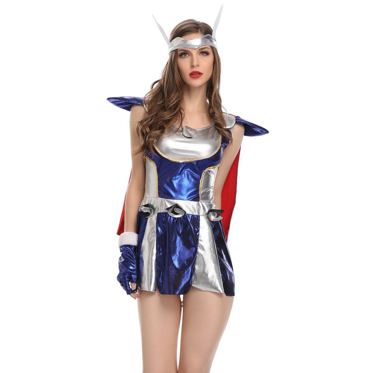 New Halloween Cosplay Adult Cosplay Comic Heroine Superman Raytheon Costume Cosplay Women
