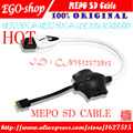 Free shipping MEPO SD Cable USE IN BLACKBERRY from GPG