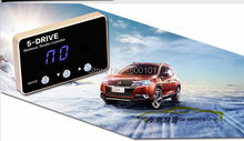 Car accessory Strong Booster Electronic Throttle Controller for New Mazda 3 auto fitting component to accelerate quick response