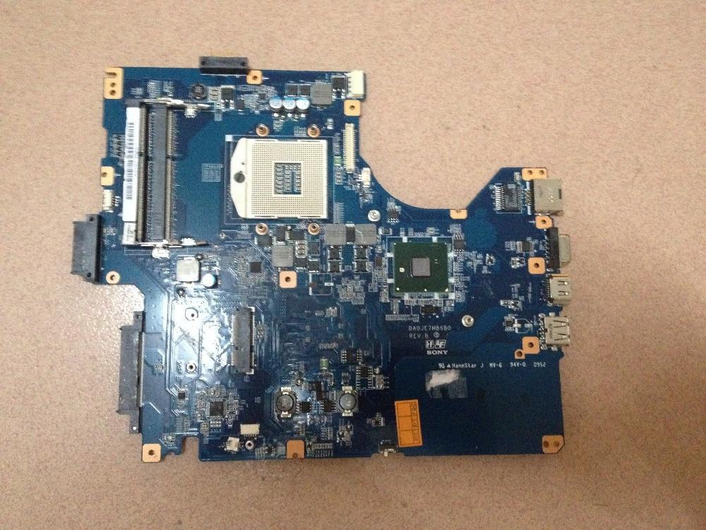 original for sony motherboard. Wholesale vpcee ee vpc-ee board da0je7mb6b0 100% Test ok ee sa801a