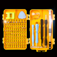 110 in 1 Essential tools for cellphone maintenance computer Repair Tools Kit Spudger Pry Opening Tool Screwdriver Set for iphone
