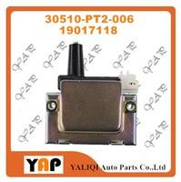 New High Quality Ignition Coil FOR HONDA CR V CIVIC D16B5 D16Y5 D16Y7 D16Y8 D16Z6 1.6L L4 19017118 E 545 30510 PT2 006 1993