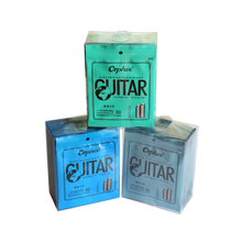 1 Set Practiced Nickel Plated Steel Guitar Strings For Electric Guitar With Original Retail Package