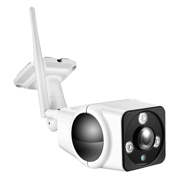 V380 APP WIFI IP Camera 1080P Waterproof Bullet 180 Degree Security IR Vision Outdoor Wireless IP Camera Two Way Audio