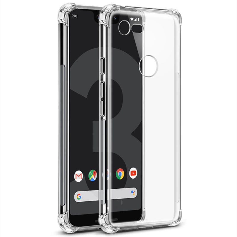 promo code 69843 a9190 For Google Pixel 3 XL Case For Google Pixel 2 XL Case Silicone Back ...