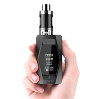 200W Electronic Cigarette X23 200w IStick Pico 25 Vape Kit with 4ML Tank Dense Vapor