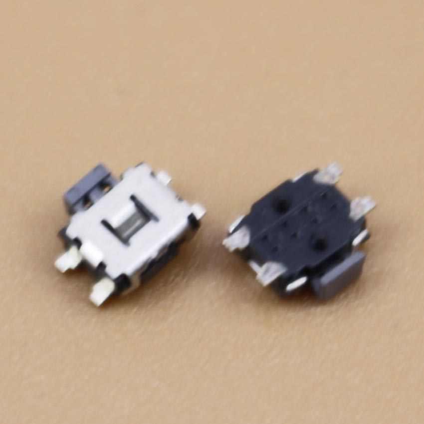 YuXi klucz przełącznik mały żółw przełącznik 4-pin SMD przyciski boczne mały żółw przełącznik zasilania telefon komórkowy Tablet PC w połowie MP3/4 Netbook